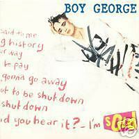 BOY GEORGE Sold 45 Tours 2 Titres