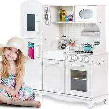 merax wooden kitchen play set