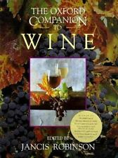 The Oxford Companion to Wine, , Good Book