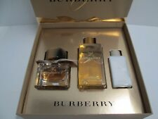 """"""" MY BURBERRY FOR WOMAN """" PROFUMO DONNA EDP 50ml SPRAY+BODY LOTION+SHOWER OIL"""