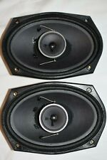 Pioneer TS-6933 Vintage 6x9 2-WAY Car Speakers