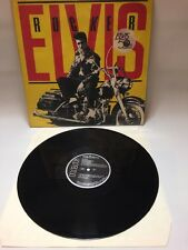 elvis presley lp rocker in plastic sleeve Awesome Condition PL 85182 1984