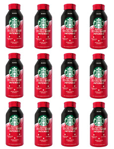 STARBUCKS DOUBLESHOT INTENSO BLACK COFFEE DRINK | 12 PACK | EXP 2021 !!