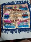 Thousand Islands Square Pillow Cover