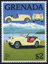 1949 CROSLEY HOTSHOT Roadster Automobile Car MNH Stamp (1988 Grenada)