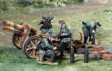 The Collectors Showcase Ww2 German Normandy Cs00869 Sig 33 Howitzer Set Mib