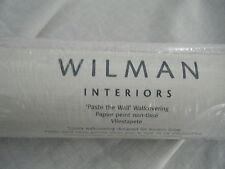 C4 Wallpaper Wilman Interiors Juniper Stripe x3 Rolls W31