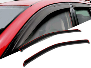 Rain Guards Visor Front 2pcs Only Mazda B2300 B3000 B4000 1994-2008 2009 2010