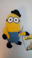 Peluche Film Minions 2015 Movie 18,5 cm Banana Minion Cattivissimo Me Originale