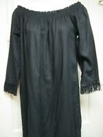 Black Off the Shoulder Dress by Mud Pie, Size Small, New