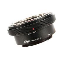 Objektiv-Adapter passt zu Nikon G Objektiv auf Sony NEX Systemkamera