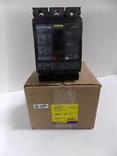 SQUARE D POWERPACT 150A 3P CIRCUIT BREAKER  HDL36150U31X NIB