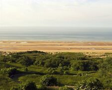 Utah Beach D-Day Normandy France landing zone as seen in 2004 - New 8x10 Photo