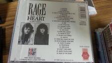 RAGE OF THE HEART Soundtrack CD Michael Ball Enrico Garzili 1989 s3788