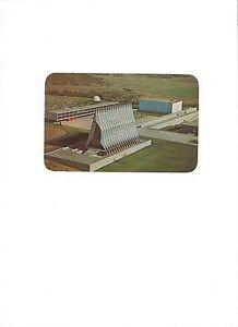Post Card U.S. Air Force Academy