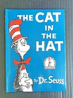 The Cat In The Hat By Dr. Seuss Hardback Book - Brand NEW -O