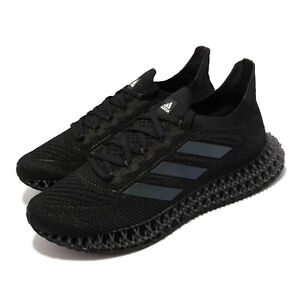adidas 4DFWD Black Reflective Men Unisex Running Sports Casual Shoes Q46447