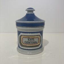 More details for ext gentian medicine pot