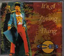 CB Milton-Its A Loving Thing cd maxi single