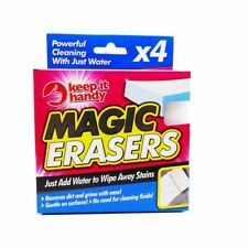 Magic Sponge Eraser Melamine Foam Stain Dirt Mark Remover Cleaning Block