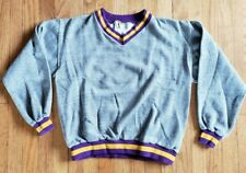 RaRe Vintage (1980s) UNIVERSITY OF WASHINGTON Huskies UW GREY SWEATSHIRT