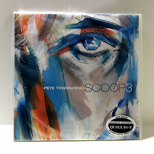 PETE TOWNSHEND Scoop 3 200-gram VINYL 3xLP Sealed THE WHO Classic Records 2006