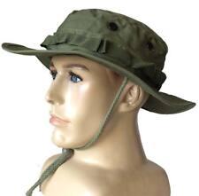 Talla M Chambergo sombrero boonie pamela panama caza verde oliva