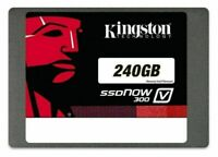 Kingston V300 240GB 2.5in SSD SATA 3 III Internal Solid State Drive Laptop PC