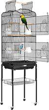 "New listing Bird Cage Large Play Top Bird Parrot Macaw Cockatoo Pet Supplies 59.8"""