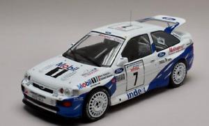 Ford Escort RS Cosworth N.7 Tour de Corse 1993 Biasion 1:18 Ixo Models 🤩🤩