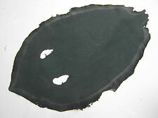 big handmade real Stingray Skin Leather Hide Pelt 24.2 x 15.4 inches  LE751