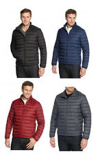 TOMMY HILFIGER MENS BIG & TALL PACKABLE NATURAL DOWN...