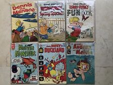 Dennis the Menace Giant Special #36 1966 #82 Melvin Monster Audrey Baby Huey