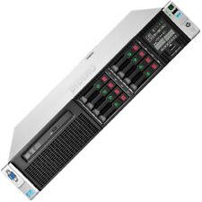 HP ProLiant DL380p Gen8 2x Xeon E5-2670 32x 2,6 GHz 128 GB RAM 2x 200 GB SSD