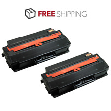 2PK Toner Cartridge for Samsung MLT-D115L Xpress SL-M2830DW SL-M2870FW Printer