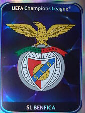 Panini 90 Logo Emblem SL Benfica UEFA CL 2010/11