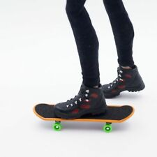 """MINI Skateboard Prop Plate For 1/6 Scale Male 12"""" Action Figure 1:6 Model HT Toy"""
