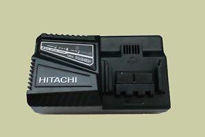 HIKOKI Hitachi UC18YFSL Ladegerät für 14,4V und 18V Li-ION Schiebe Akkus