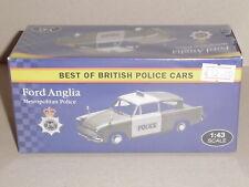 BEST OF BRITISH POLICE CARS, FORD ANGLIA (VANGUARD CASTINGS) .JA03