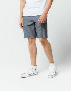 RIP CURL 2021 Brand New Chavez Mens Premium Walkshorts Navy Walk Shorts RRP$80
