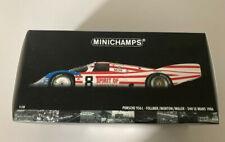 Porsche 956L 24H Le Mans 1986 Minichamps 1/18
