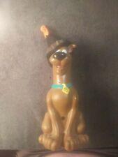 Halloween Scooby Doo talking w/sound 10 inches 2000 Hanna Barbers motion sensor
