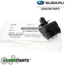 OEM 2005-2007 Subaru Grille Retainer Bracket Clip Legacy Outback NEW 91165AG140