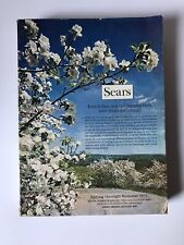 Vintage Sears spring Summer 1971 Catalog (1071 pgs) Fashion Home Décor Sport WOW