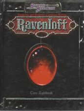 Dungeons & Dragons RPG  Ravenloft Core Rulebook  HC 3.0 OOP NEW  D20