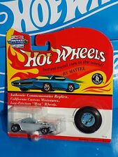 Hot Wheels 1994 Vintage Collection Series Beatnik Bandit Light Grey w/ Red Lines