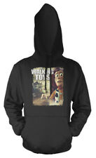 Walking Dead Toy Story Buzz Lightyear Woody Mash Up Adults Hoodie