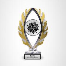 Pokale für Corona Helden, Helfer, Danke, Dankeschön Auszeichnung mit Gravur
