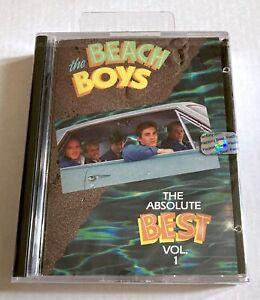 MINIDISC: THE BEACH BOYS The Absolute Best Vol. 1 NEW & Immaculate [Mini Disc]