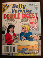 Betty and Veronica Double Digest Comic Book #76 1998